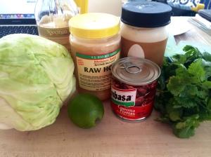 Easy ingredients.