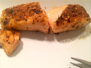 Salmon is one of the most nutritionally dense foods you can eat for dinner!