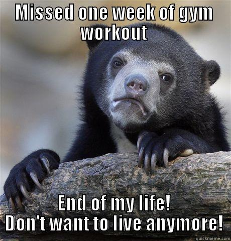 Poor sad bear!!!!